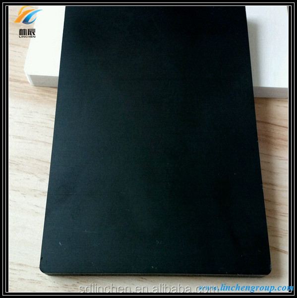 High density Celuka foam board wholesale pvc sheets black
