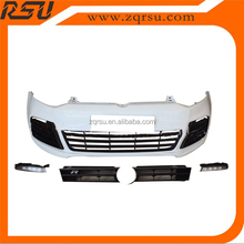 For VW Polo R front bumper assy for tuning parts pp material 2010