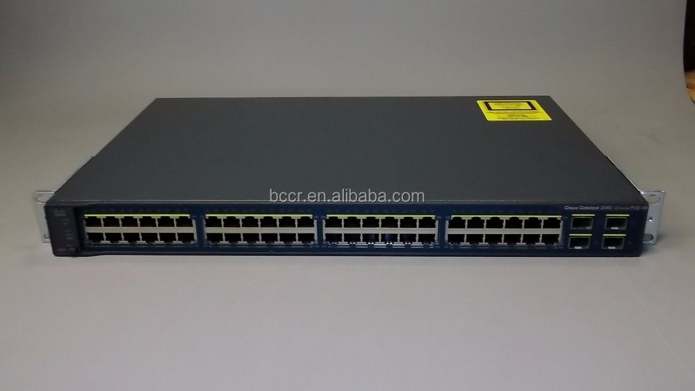 Original New 3560 Series 48 port Catalyst 3560G-48TS-S Switch WS-C3560G-48TS-S