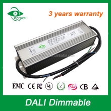 12v 200w waterproof power supply CV dali dimmable transformer 15A IP67