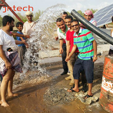 Jntech high efficiency farm irrigation products solar energy system and solutions