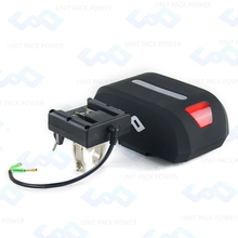 UPP brand Wholesale 36Volt Li-ion Battery 36V 8Ah Electric Bike Battery with Mount Plate