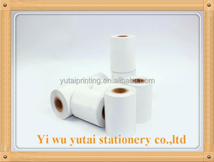 2015 hot sale parking 57*180mm receipt for wholesale 57*180mm thermal paper roll