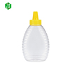 Factory sell Empty Unique Plastic Salad Dressing Bottles,honey in small bottle
