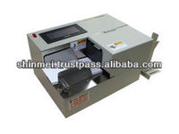 Automatic numbering machine for date stamps , company logos etc