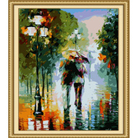 Buy Lover pic modern canvas figures oil painting in China on ...