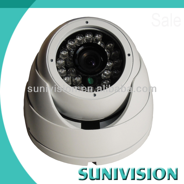Video Camera synchronized lens zoom and focus 36pcs ir leds