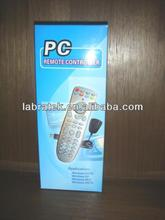 USB PC Remote Control With Wireless mouse functions