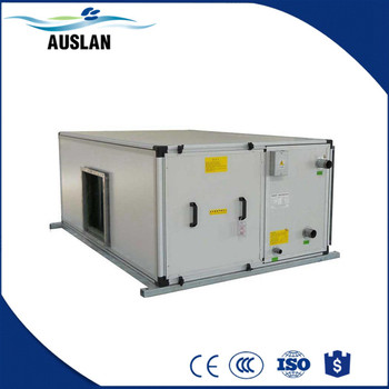 Industrial air conditioner ceiling/horizontal air handling unit/AHU