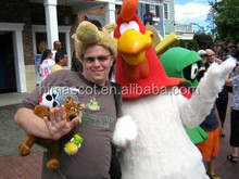 New design funny adult foghorn leghorn mascot costume