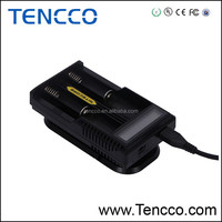 Nitecore um 20 intelligent li-ion charger 2015 edition for IMR batteries 18350, 18650, 18500