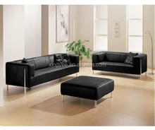 Modern Furniture Living Room 3 2 1 Seat Sectional Sofa Set Design Sofa 2016 Living Room Home Furniture Genuine Leather Sofa