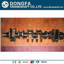 China cheap price 6CT8.3 diesel engine spares crankshaft C3917443 forging steel with gear