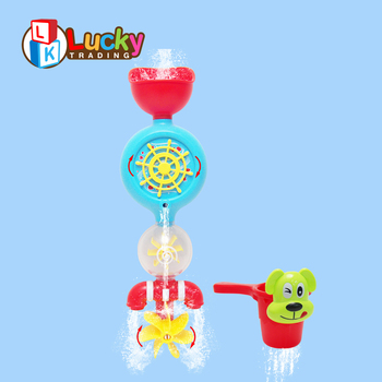 trending products plastic funny spray water pipes bath toy with best quality