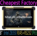 Intel Atom Cherry-Trail Z8350 Quad-core 1.44Ghz Win 10 Home 8'' Capacitive IPS screen 1280*800 Pixels Rugged tablets