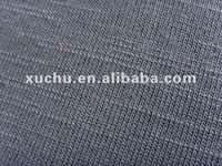 Slub TR Spandex Plain Dyed Jersey Knitted fabric