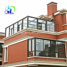 toughened glass panels for balcony