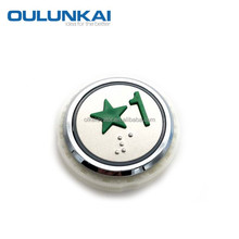 KD320 High quality round elevator push button CE