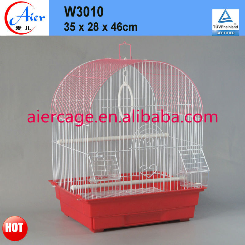 pet product wire handle bird cage