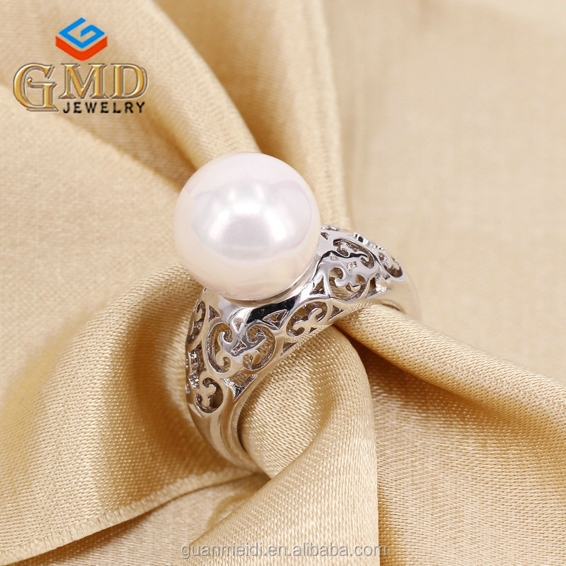 Import product thailand wholesale fashion jewelry freshwater pearl wholesale purity rings