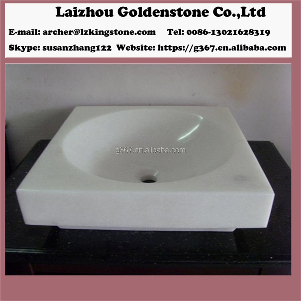 bathroom marble basin New design Easy to clean
