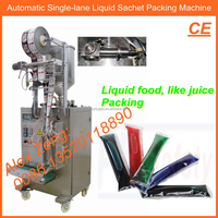 Popular Single-lane Automatic Ice Cream Packing Machine/KFC Packing Machine