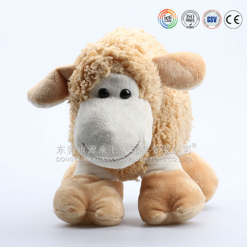 Factory custom 2016 new products soft alpaca stuffed animal