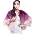 CX-G-A-01C New Arrival Top Quality Raccoon Fur Woman Clothes Sexy