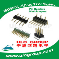 Popular Export Dual Row Right Angle Pcb Pin Header Manufacturer & Supplier - ULO Group