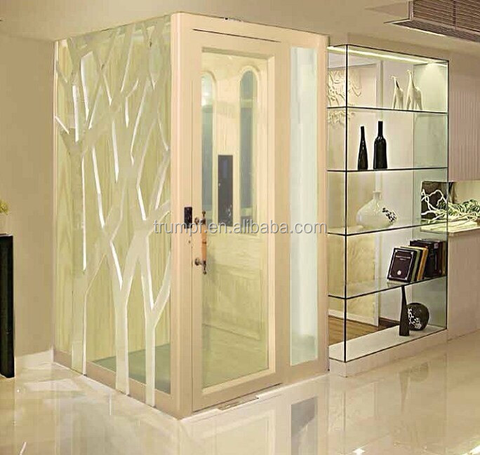 small elevator Home Villa Elevator Residential Lift auto lifts