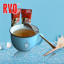 A warming , invigorating , caffeine-free alternative ginger tea with brown sugar for fighting colds