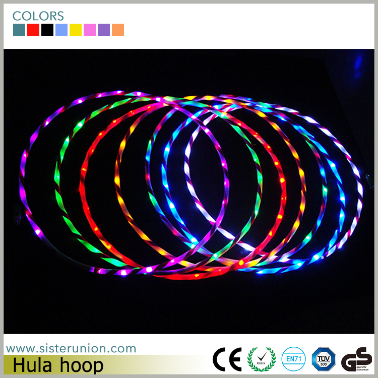 Alibaba golden china supplier hula hoop led competitive price cheap wholesale hula hoop