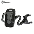 Baseus Wind Pro Series Car Mount Car Bracket Holder Stand For iPhone Mobile Phone GPS Universal 360 Rrotation Car Phone Stand