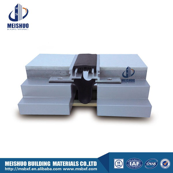50mm gap width concrete neoprene rubber expansion joint for tile floor