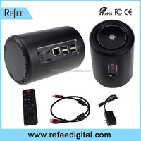 android 4.2 quad core rk3188 mini pc TV box
