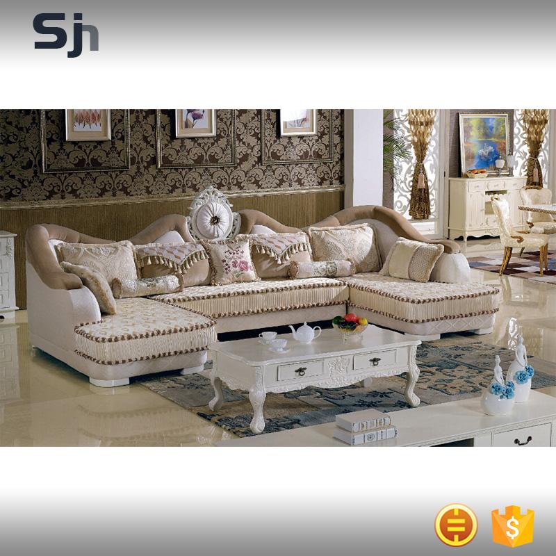 Arabic Living Room Sofa Set U Shape For A995