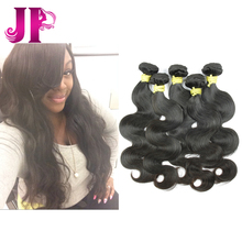 JP Hair Factory Price Wholesale Good Quality Unproessed Brazilian Body Wave Virgin Hair