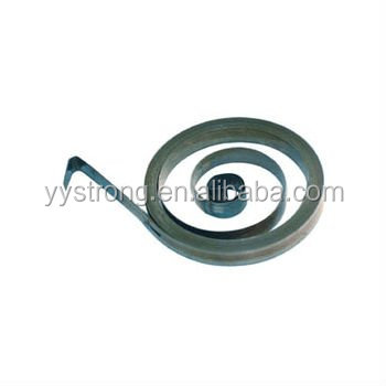 Automobile industrial zinc plated steel quality flat spring clip with cheap price