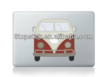 For Macbook Sticker,Bus, Decal for MacBook Pro, Let your life more fun.