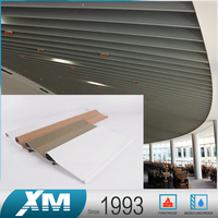 Hot Selling Product 2016 Flexible Fireproof Aluminum Ceiling Tiles