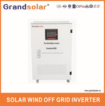OFF GRID PURE SINE WAVE 5000W/SOLAR POWER WITH AC CHARGE 5KW OFF GRID INVERTER