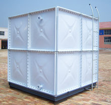 Factory price!! Huili enameled sectional steel panel bolted water storage tank