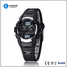 PU Multifunction Digital LCD Display set digital wrist watch