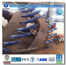 Draghead Teeth for Trailing Suction Hopper Dredger