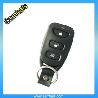 3 Buttons Remote Control Replacement RF Transmitter Key Fob