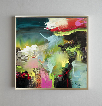 CTA-04290 Handmade oil painting on canvas modern art abstract paintings