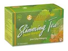 Slimming Tea Double Strength - Plus Honey and Lime