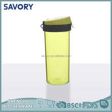 Durable manufacturer Custom Logo Promotional with silicone cover superman water bottle