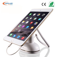 Anti Theft Solutions security display holder for tablet with charging cable
