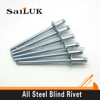 All Steel Open Type Blind Metal